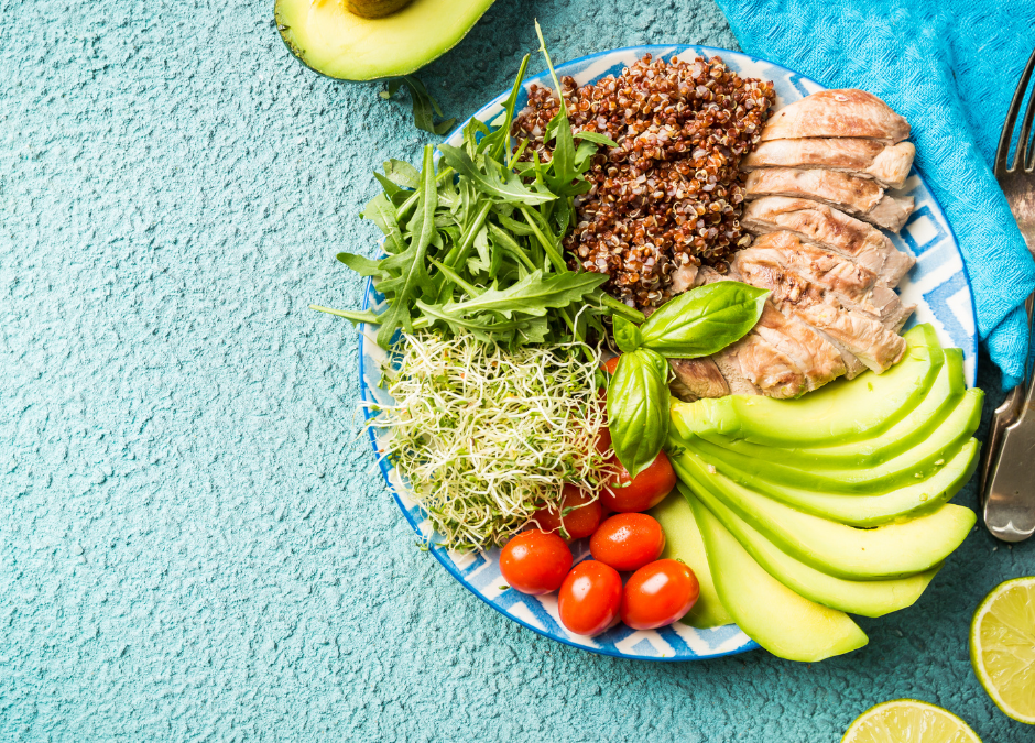 What we eat affects how we feel: Feel better by following a Mediterranean Diet