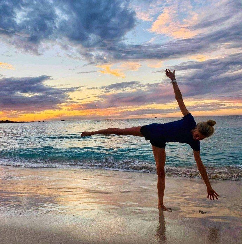 Jess - Registered Psychologist and yoga teacher